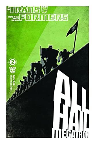 9781600105241: Transformers: All Hail Megatron Volume 2