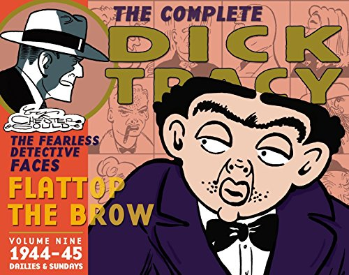 9781600105326: Complete Chester Gould's Dick Tracy Volume 9