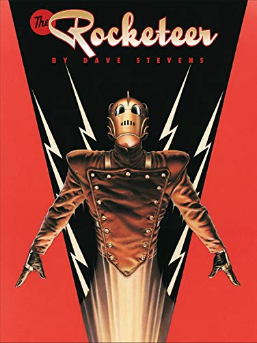 The Rocketeer: The Complete Adventures Deluxe Edition: Dave Stevens