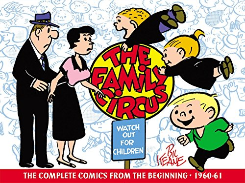 9781600105487: Family Circus Library Volume 1