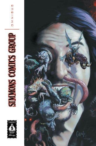 9781600105517: Simmons Comics Group Omnibus