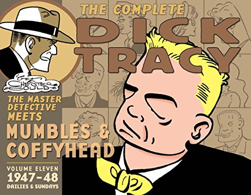 9781600105791: Complete Chester Gould's Dick Tracy Volume 11