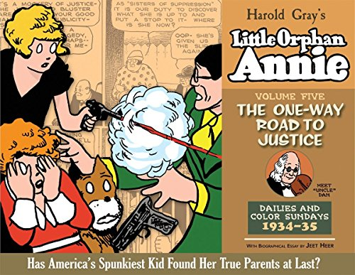 9781600105807: Complete Little Orphan Annie Volume 5