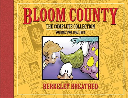 9781600105838: Bloom County: The Complete Library, Vol. 2: 1982-1984 (Bloom County Library)