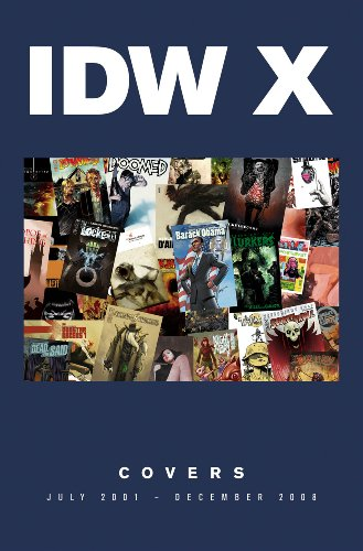 9781600105883: IDW X Covers