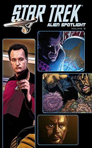9781600106125: Star Trek: Alien Spotlight Volume 2