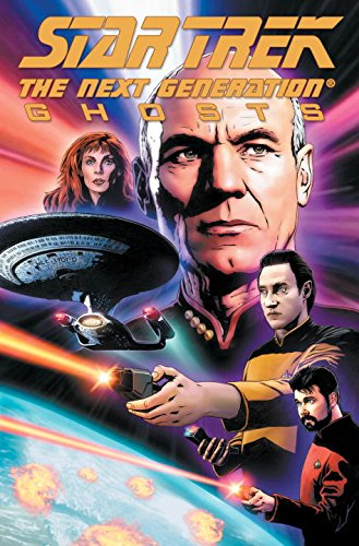 9781600106828: Star Trek: The Next Generation: Ghosts