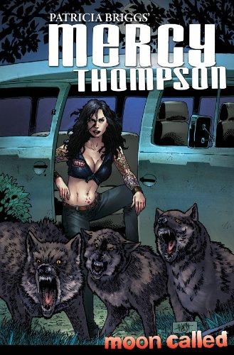 9781600107092: Mercy Thompson: Moon Called
