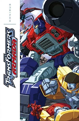 9781600107153: Transformers: Armada Omnibus