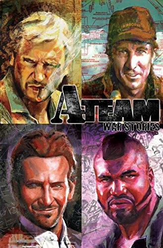 9781600107276: A-Team: War Stories