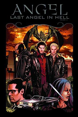 Angel, Vol. 6: Last Angel in Hell: Brian Lynch; Juliet