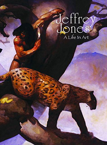 9781600107382: Jeffrey Jones: A Life in Art Signed & Numbered Limited Edition