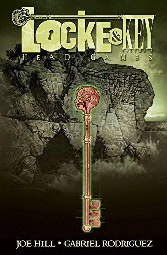 9781600107610: Locke & Key Volume 2: Head Games