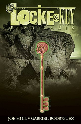 9781600107610: Locke & Key, Vol. 2: Head Games