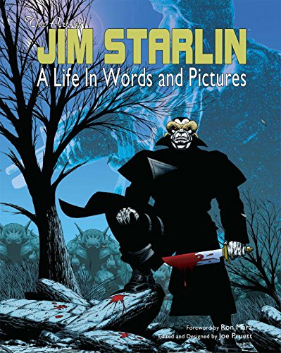 9781600107702: The Art of Jim Starlin: A Life in Words and Pictures