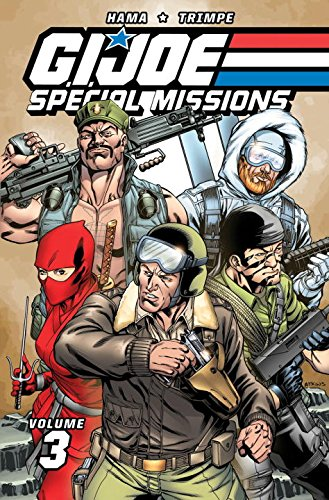 G.I. Joe: Special Missions, Vol. 3: Larry Hama