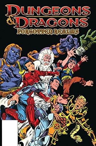 9781600108631: Dungeons & Dragons: Forgotten Realms Classics Volume 1