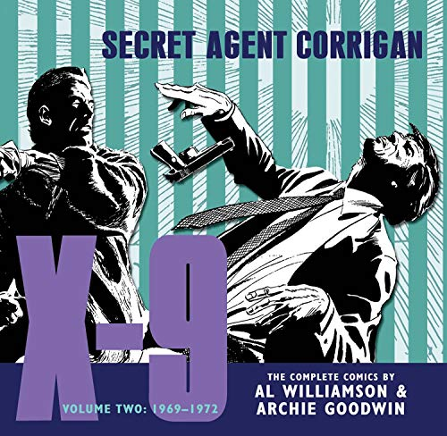 9781600108716: X-9: Secret Agent Corrigan Volume 2