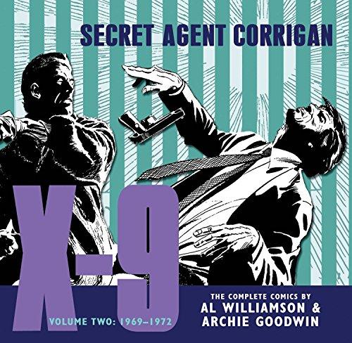 9781600108716: X-9: Secret Agent Corrigan Volume 2