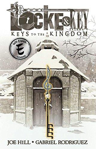 9781600108860: Locke & Key, Vol. 4: Keys to the Kingdom