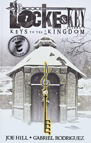 Keys to the Kingdom: Locke and Key Vol. 4 (Signed First Edition)