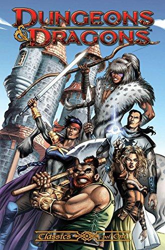 9781600108952: Dungeons & Dragons Classics Volume 1