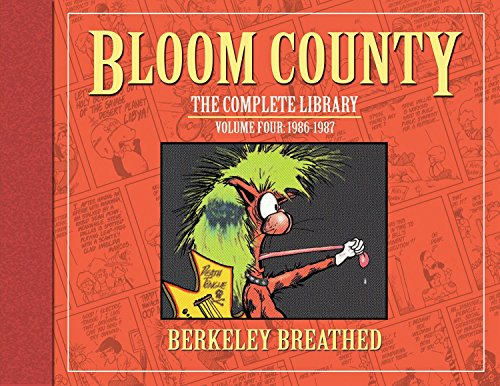 Bloom County the Complete Library, Vol. 4 1986-1987 (Hardcover): Berkeley Breathed