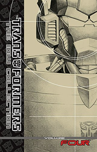 Transformers: The IDW Collection Volume 4: Simon Furman