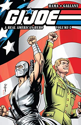 G.I. Joe A Real American Hero, Vol. 2 (Paperback)