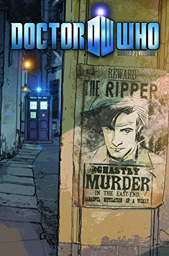 9781600109744: The Ripper: 1 (Doctor Who II)