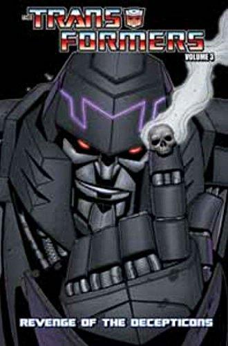 Transformers, Vol. 3: Revenge of the Decepticons: Costa, Mike
