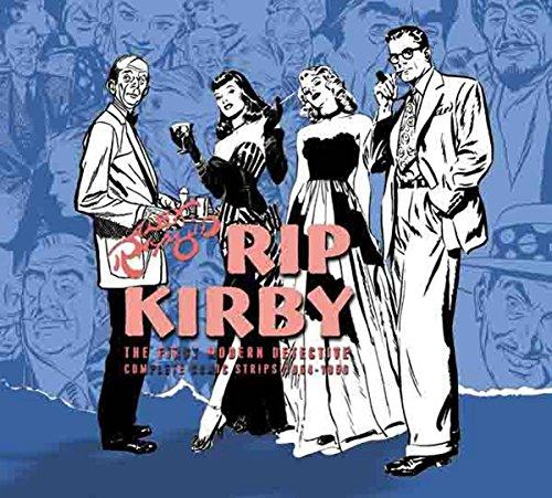 Rip Kirby (Hardcover): Alex Raymond