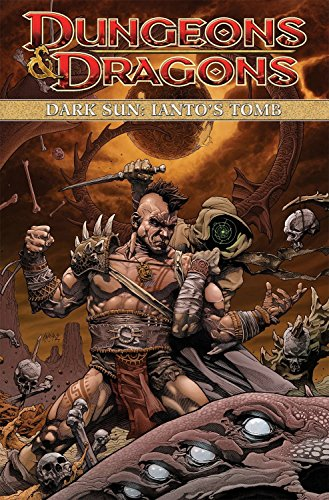 9781600109966: Dungeons & Dragons: Dark Sun - Ianto's Tomb
