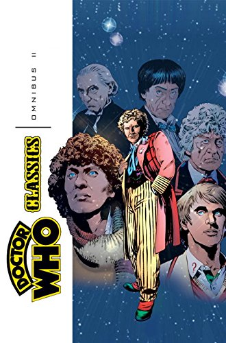 Doctor Who Classics Omnibus Volume 2: Alan McKenzie; Steve