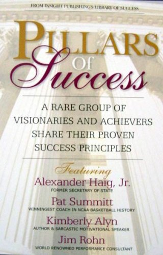 9781600130335: Pillars of Success