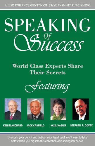 Speaking of Success: Hazel Wagner, Ken