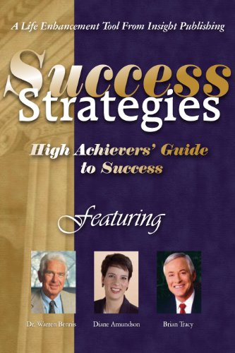 Success Strategies: Dr. Warren Bennis,