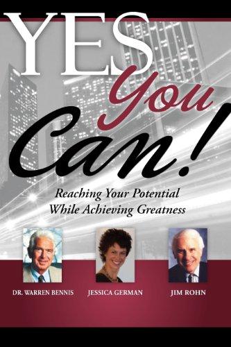 Yes You Can: Warren Bennis; Jim