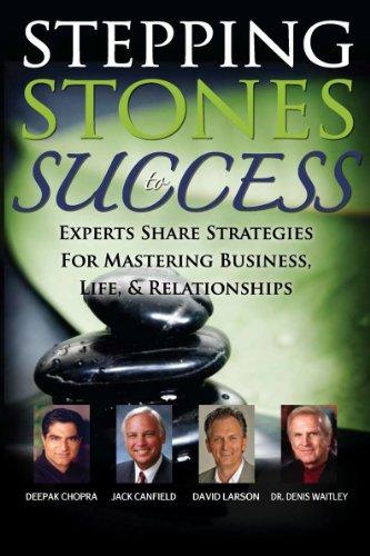 Stepping Stones to Success: Jack Canfield, Deepak