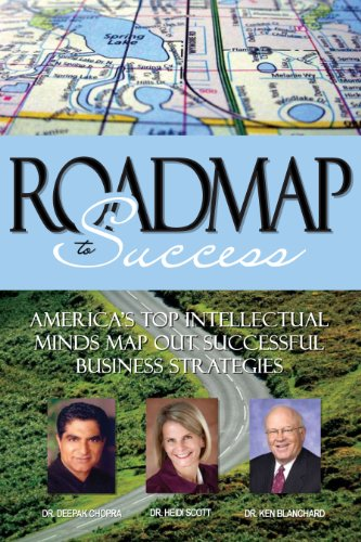 9781600136641: Roadmap To Success: America's Top Intellectual Minds Map Out Successful Business Strategies