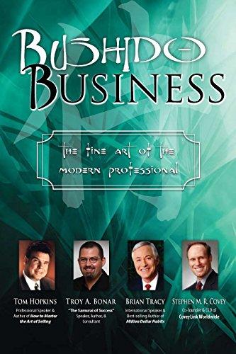 9781600137051: Bushido Business: The Fine Art of the Modern Professional