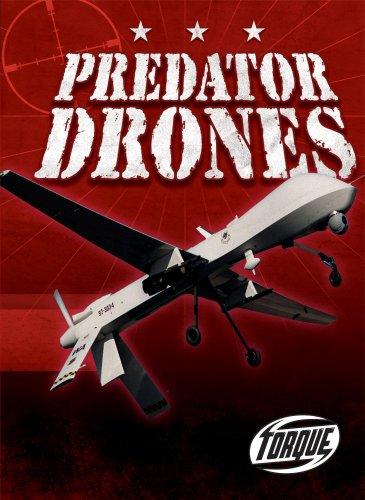 9781600141058: Predator Drones (Torque Books: Military Machines)