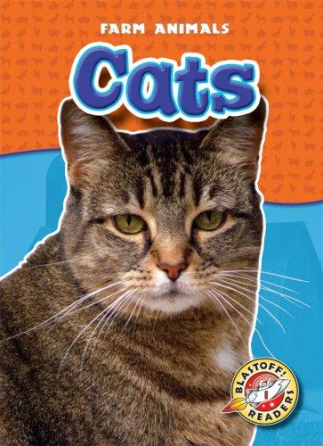 9781600141119: Cats (Blastoff! Readers: Farm Animals) (Blastoff Readers. Level 1)