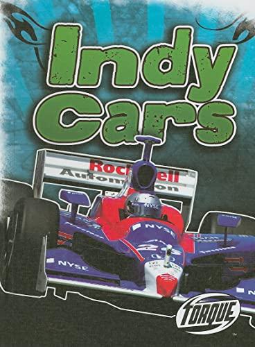 Indy Cars (Torque Books: Cool Rides): Jack David
