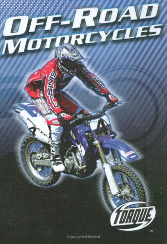 9781600141560: Off-Road Motorcycles (Torque Books)