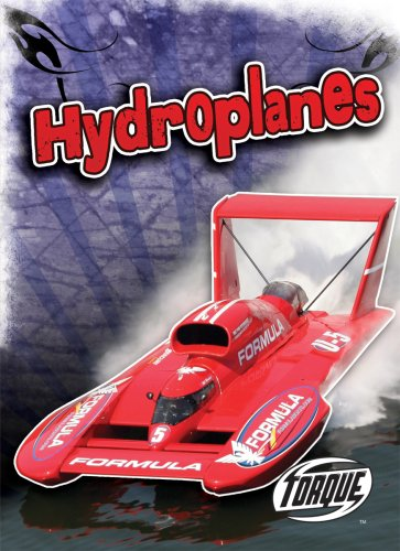 9781600142116: Hydroplanes (Torque Books: Cool Rides)