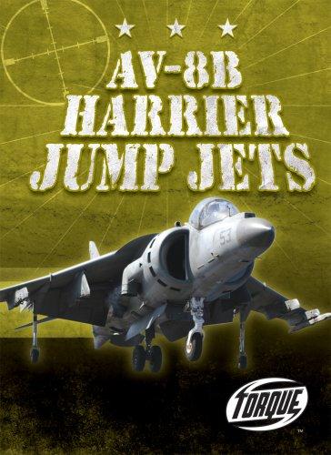 AV-8B Harrier Jump Jets (Hardback): Jack David
