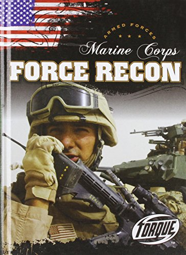 9781600142642: Marine Corps Force Recon (Torque Books: Armed Forces)