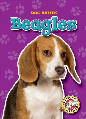 9781600143380: Beagles (Paperback) (Blastoff! Readers: Dog Breeds)