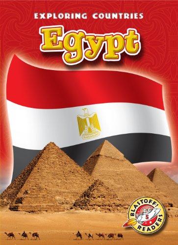 Egypt (Blastoff! Readers: Exploring Countries) (Blastoff Readers. Level 5): Walter Simmons